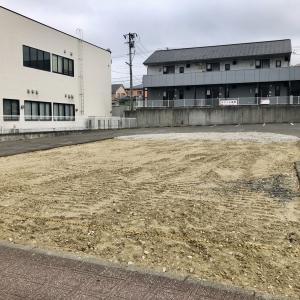 「モスバーガー 仙台八乙女店」の建物がすでに解体されていた。