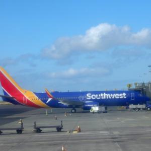 サウスウェスト航空がヒロ線の運行を開始