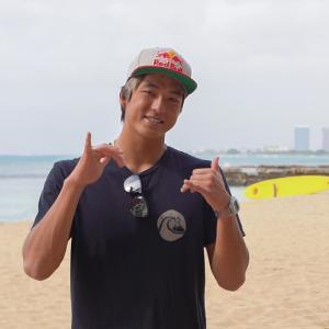 プロサーファー五十嵐カノア選手がハワイ州観光局親善大使に就任