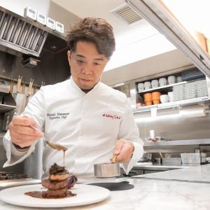 ハワイ、イタリア料理店アランチーノ濱本シェフが新メニューと共に来日