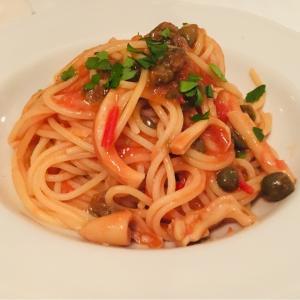 白金高輪のお隣白金台のトラットリアでローマ料理をシロガネーゼと味わう
