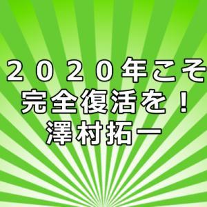 澤村拓一選手の年俸アップ!復活を印象づけた今季よりも成績爆上げを期待したい!