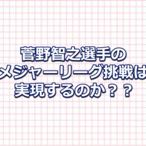 菅野智之のメジャーリーグ挑戦をスカウトはどう見てる?評価は高いの??