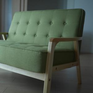 ミニマリストがソファを買ったら。