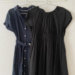 ミニマリストの夏服。(2021)