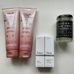 初めてLOOKFANTASTICで化粧品を買いました。