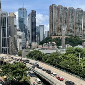 駐在妻!香港へ引越し