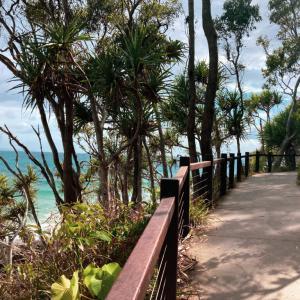 オーストラリアの観光地「ヌーサ」を散策