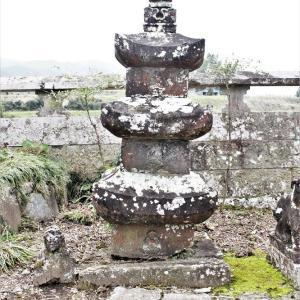野中田勝福寺型三重塔 球磨郡湯前町