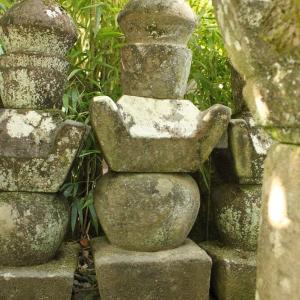 秀岩寺隅飾付五輪塔5 慶長十二年 武雄市