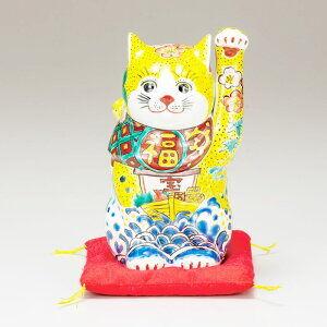 まねき猫の置物(陶器・木・ポリ樹脂等)