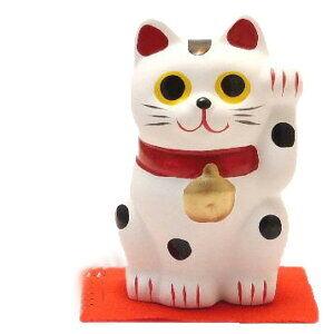 まねき猫の置物(陶器・木・石)