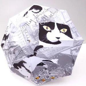 猫柄の傘 (マンハッタナーズ)