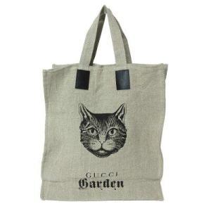 猫柄のトートバッグ (5900円以上)