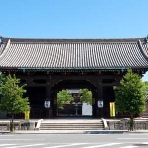 京都 東寺・終い弘法 (12月21日)