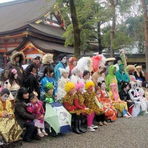 京都風変わりの 節分行事ベスト 5