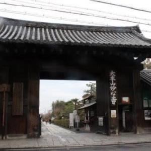 京都 妙心寺退蔵院・春の特別拝観 2020年3/28(土)~4/12(日)