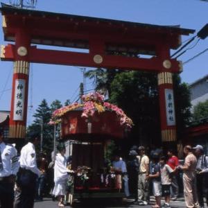 京都 車折神社・三船祭