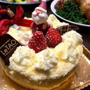 迷ったらコレ!クリスマスケーキはLeTAOに決定☆