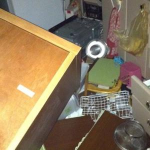 3.11片づけと食料・水の調達・従兄の行方不明~【東日本大震災・仙台】