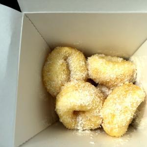 ふわふわで優しい味の豆乳ドーナツに癒される♡リルドーナツ&クレープ【北広島・アウトレット・スイーツ・口コミ】