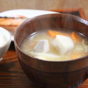 北海道の豚汁にショックを受ける!豚汁のいもって何を入れますか?【お題・つぶやき・料理】