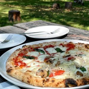 澄んだ空気と美味しいピッツァ♪ドライブにぴったりな富良野チーズ工房【旅行・グルメ・ピザ・レビュー】