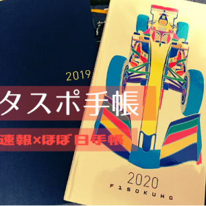 F1 2020年度カレンダー(レース、テスト日程、誕生日)