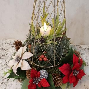ニトリで買ったクリスマスのモノ(2)はツリーの形‼️アレンジできました