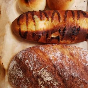 今日はワタシが作る時短のパン