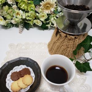暑い時でも熱いままのコーヒーを飲みたくてやっと完成させたモノ
