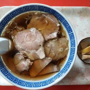 中華そばが食べたいっ❗松葉食堂 来迎寺