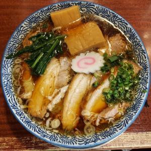 醤油ラーメンが食べたい❗らぁ麺武者気 長岡