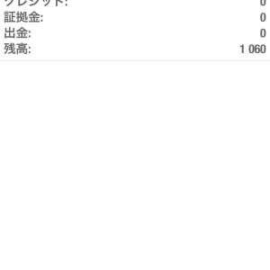 FXの記録 勝 2019.10.30 31朝追記