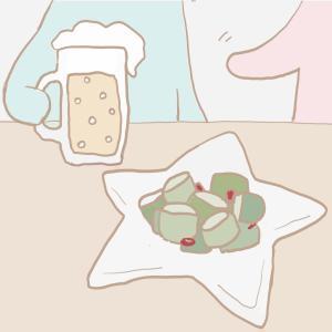 【38】きゅうりで簡単おつまみレシピ|5分で出来る「ピリ辛ぱりきゅー」の作りかた