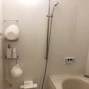 なんにもないね!と言われた新居のお風呂