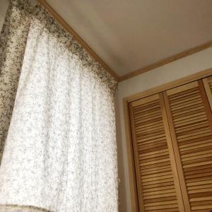 寝室の遮光カーテンをやめてみた結果