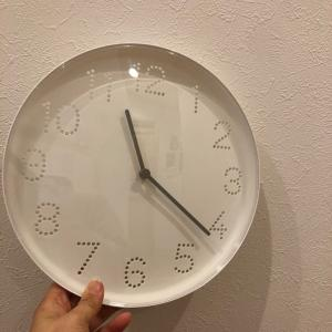IKEAで買った破格すぎる200円時計