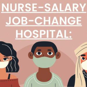 気になる看護師の給料事情|【結論】転職先の病院で収入が決まる