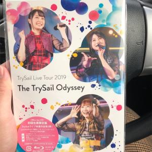 【感想】 Live Blu-ray『The TrySail Odyssey』 TrySail最高すぎる✨Blu-rayの出来も満足です!