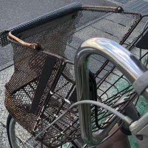 人と自転車
