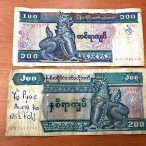 ミャンマーのお金事情