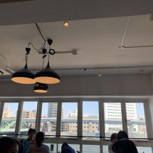 蔵前:Riverside Cafe Cielo y Rio
