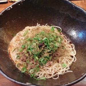 芝公園:汁なし担担麺専門 キング軒 東京店