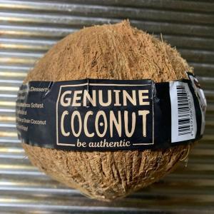 National Azabu Supermarketでココナッツを買ってポルサンボル(ココナッツふりかけ)を作ってみる