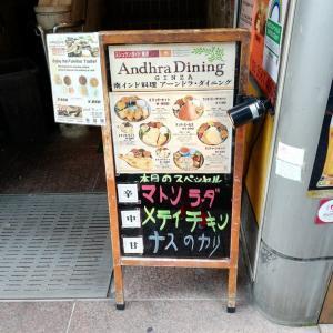 銀座:人気のアーンドラ・ダイニング 銀座本店で超お得なランチ!
