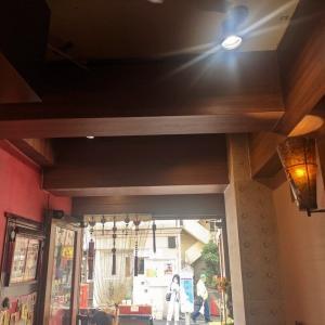 芝公園:韓国料理店コマ食堂でビビンバを食べてみる