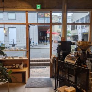 新百合ヶ丘:Roast Design Coffeeのエスプレッソ