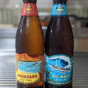横浜:Hawaian Townでハワイの人気地ビール コナのビッグウェーブとロングボードを購入♪