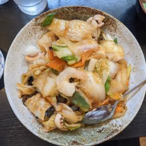 芝公園:『味の中華 綿徳』の中華丼